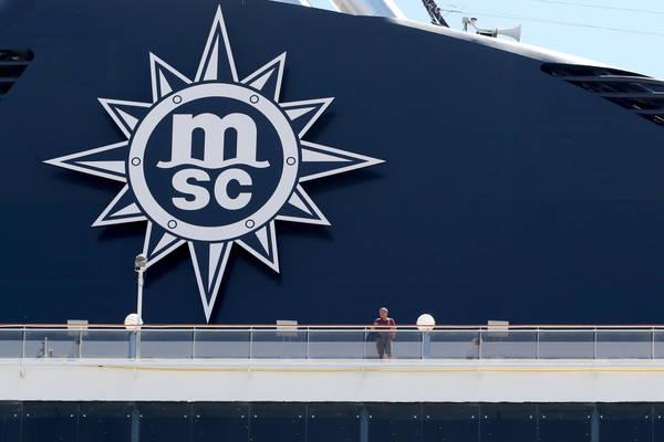 MSC retomará cruzeiros com testes de Covid para todos
