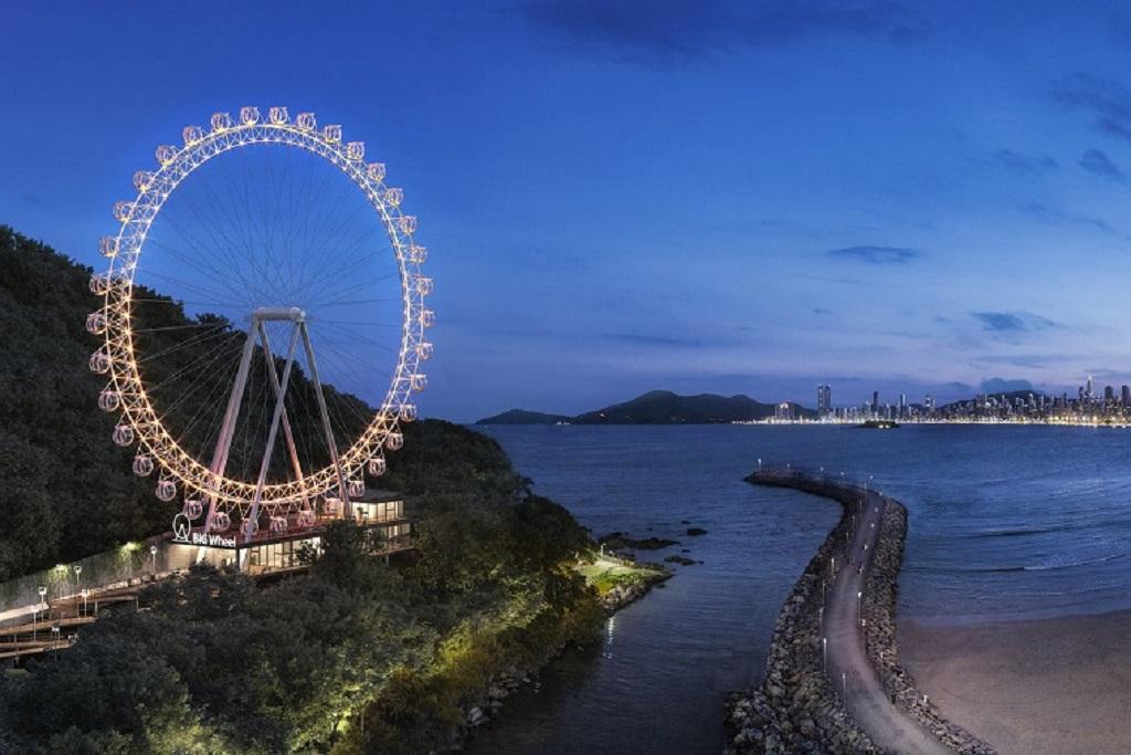 Novos investimentos: rodas-gigantes, resorts e parques aquáticos