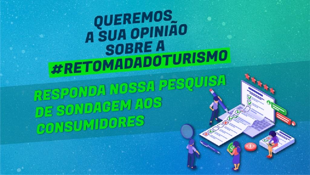 Turismo quer conhecer sua intenção de viajar pelo Brasil