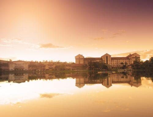 Tauá Grande Hotel Termas Araxá, em Minas Gerais