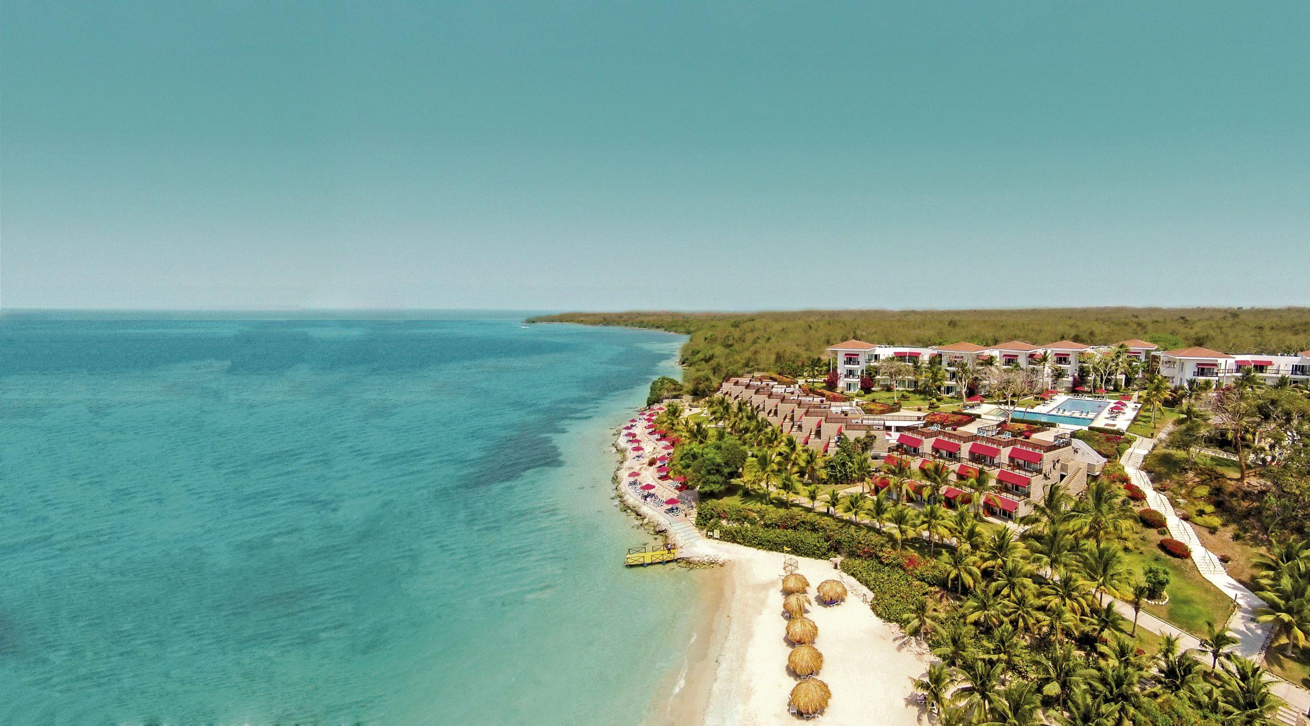 Hotéis do Caribe incentivam a continuarmos sonhando com viagens