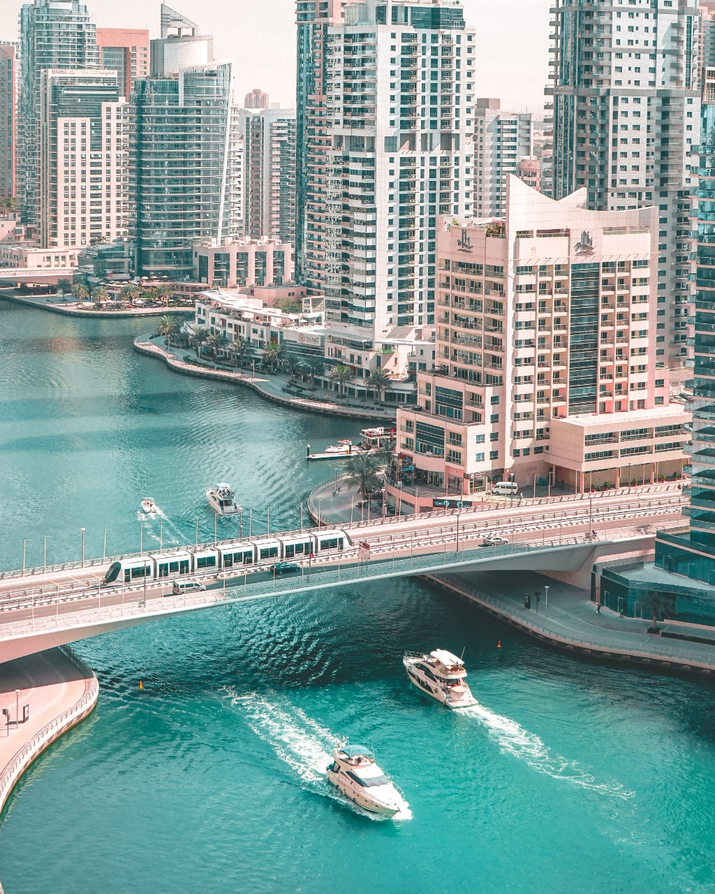 Dubai o oásis na beira do golfo