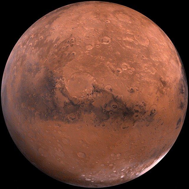Marte tinha grandes rios há 3,7 bilhões de anos