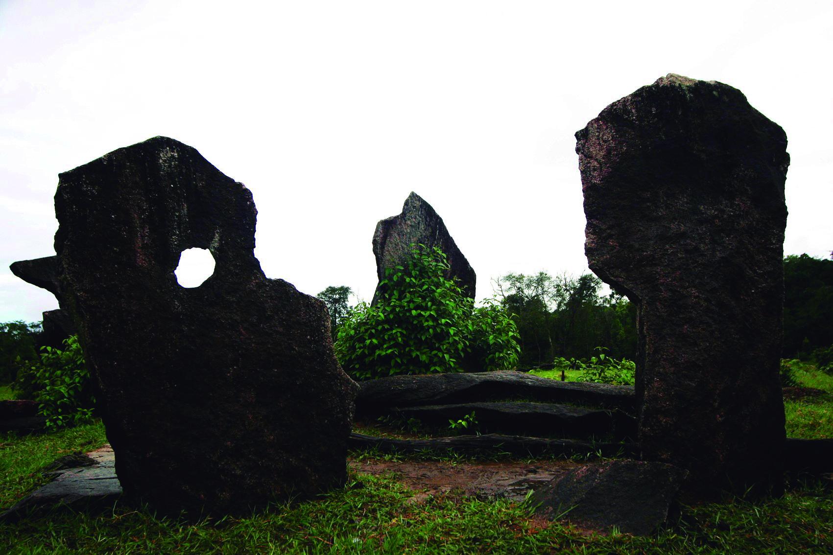 Sítio arqueológico de Rego Grande