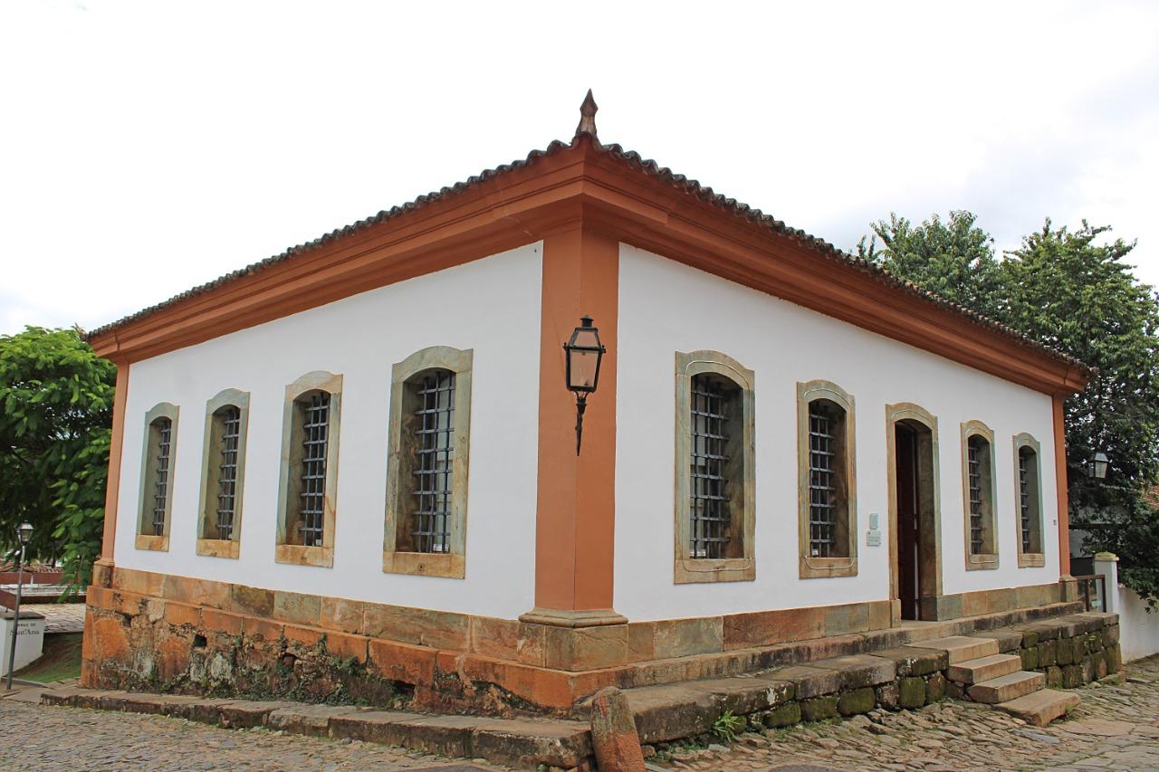 Tiradentes: o Museu de Sant'Ana e o Brasil de antigamente