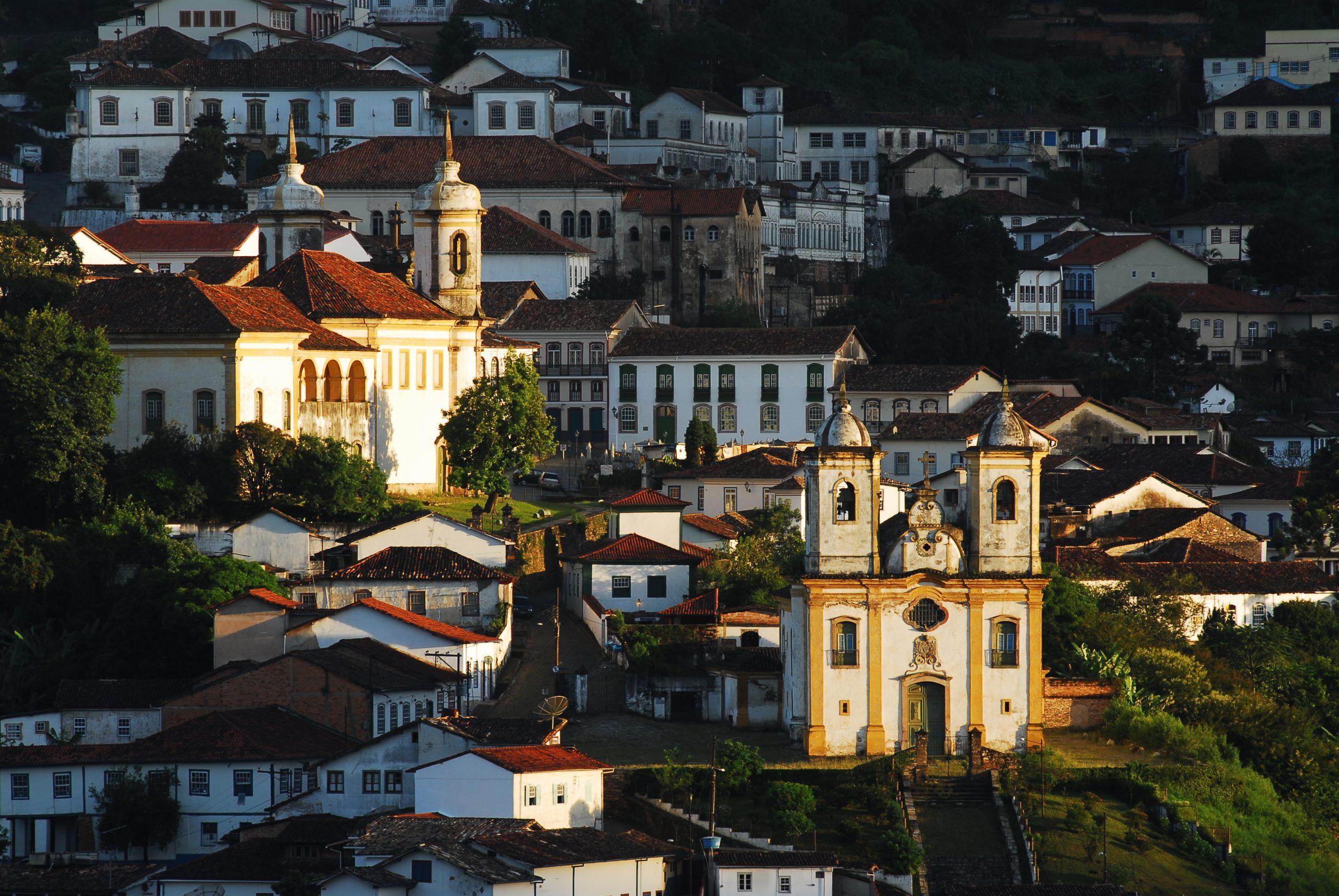 Igreja Nossa Senhora das Mêrces Ouro Preto
