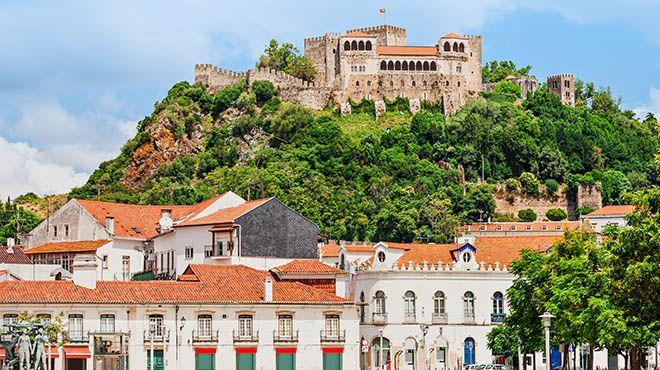 Conheça o Castelo de Leiria num passeio virtual