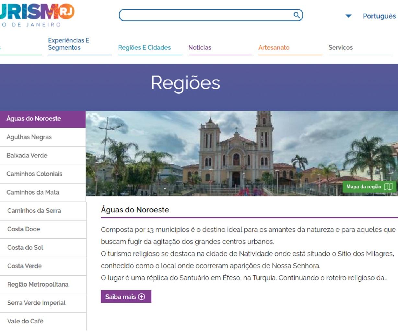 Turismo do Rio de Janeiro tem novo portal