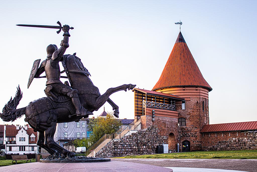Lituânia, 1001 anos de história para o turista