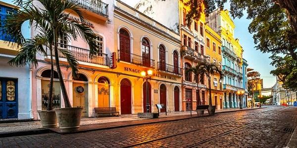 Rua do Bom Jesus, uma das mais bonitas do mundo