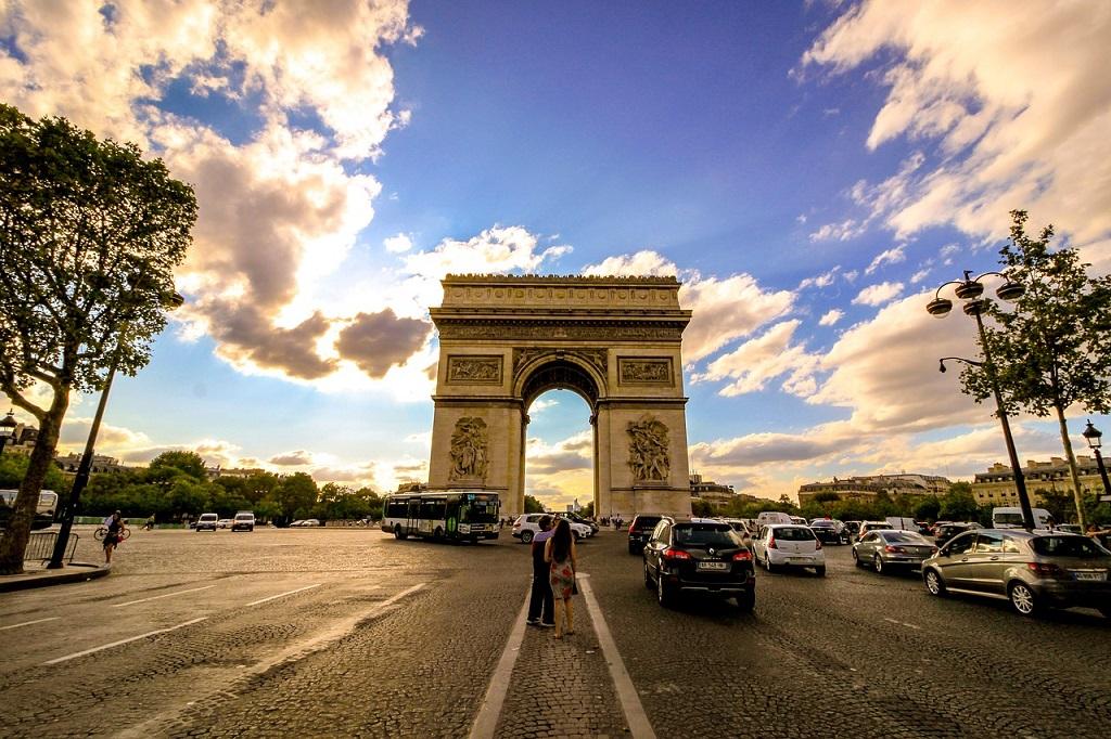 Um dia – ou mais – nas Champs-Elysées