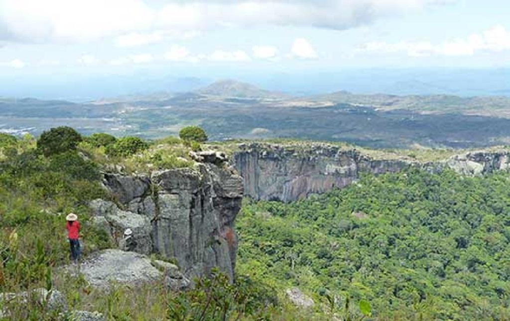 Serra do Tepequém, em Roraima