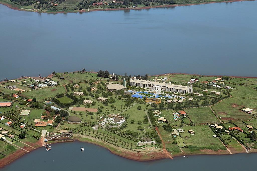 Hard Rock Ilha do Sol, no Paraná, fica pronto em 2021