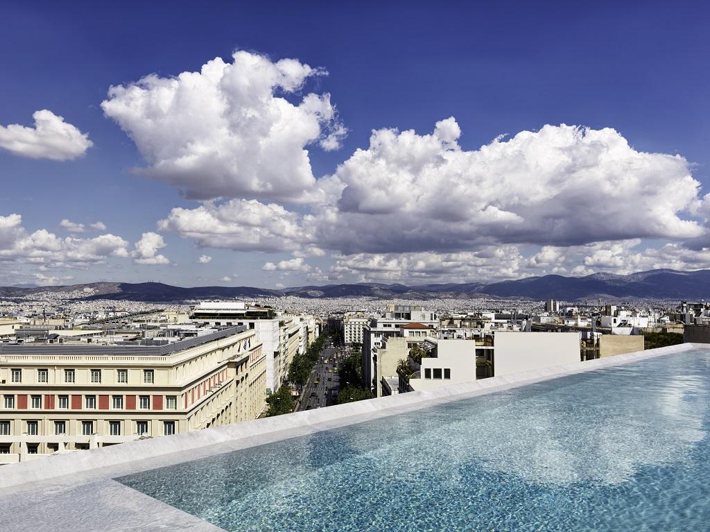 Atenas tem novo hotel, o Athens Capital Hotel - MGallery