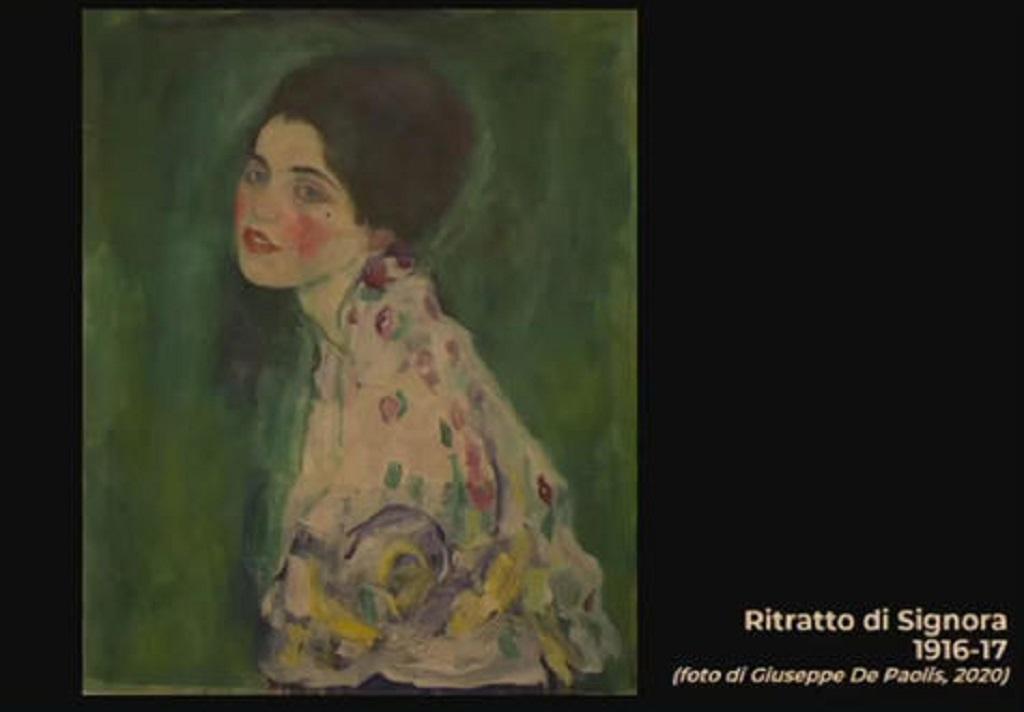 Quadro de Klimt volta para museu após quase 24 anos