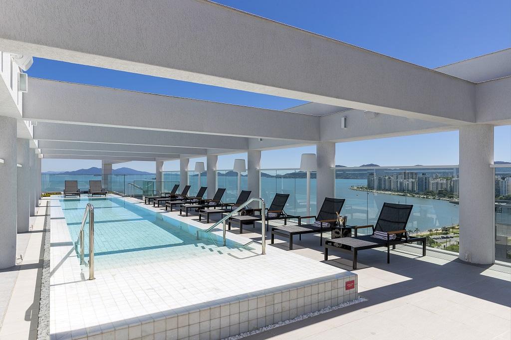 WK Design Hotel abre em dezembro em Florianópolis