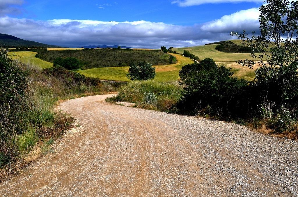 De bicicleta, o Caminho de Santiago