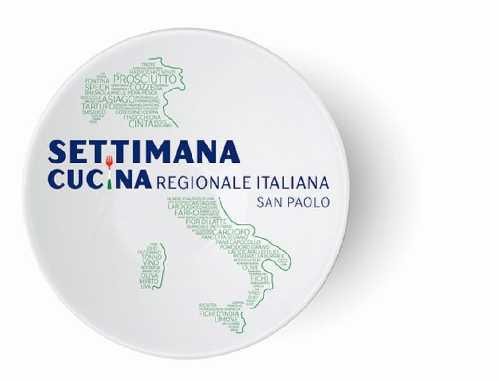 Semana da Cozinha Regional Italiana a partir de segunda