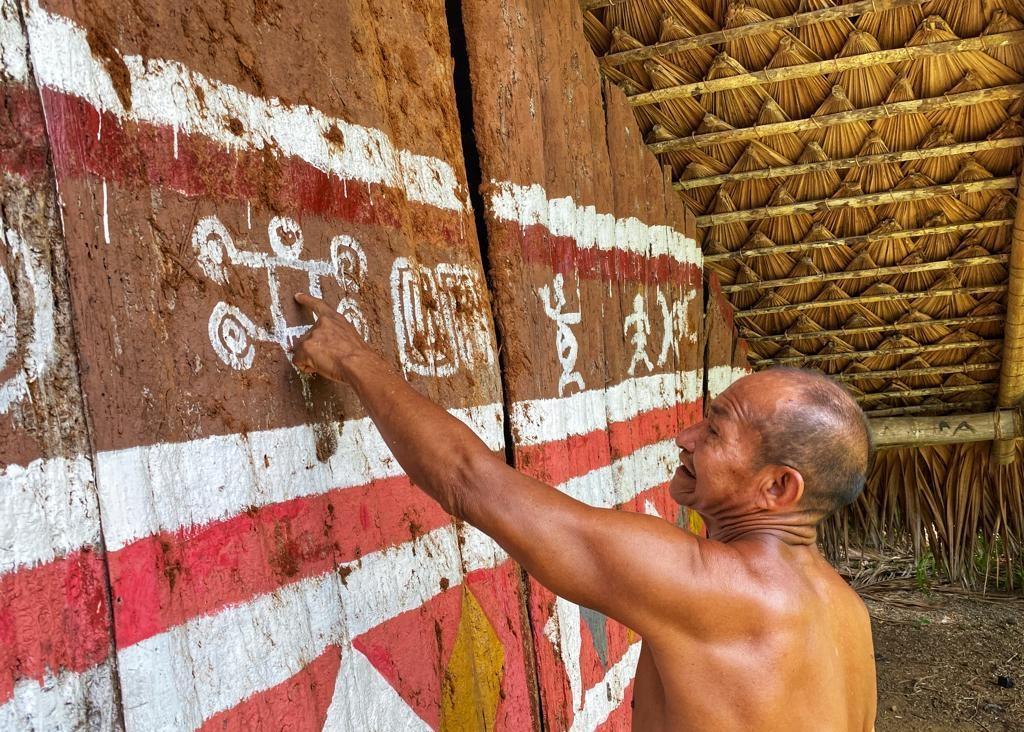 Viagem para conhecer e vivenciar a vida dos amazônidas