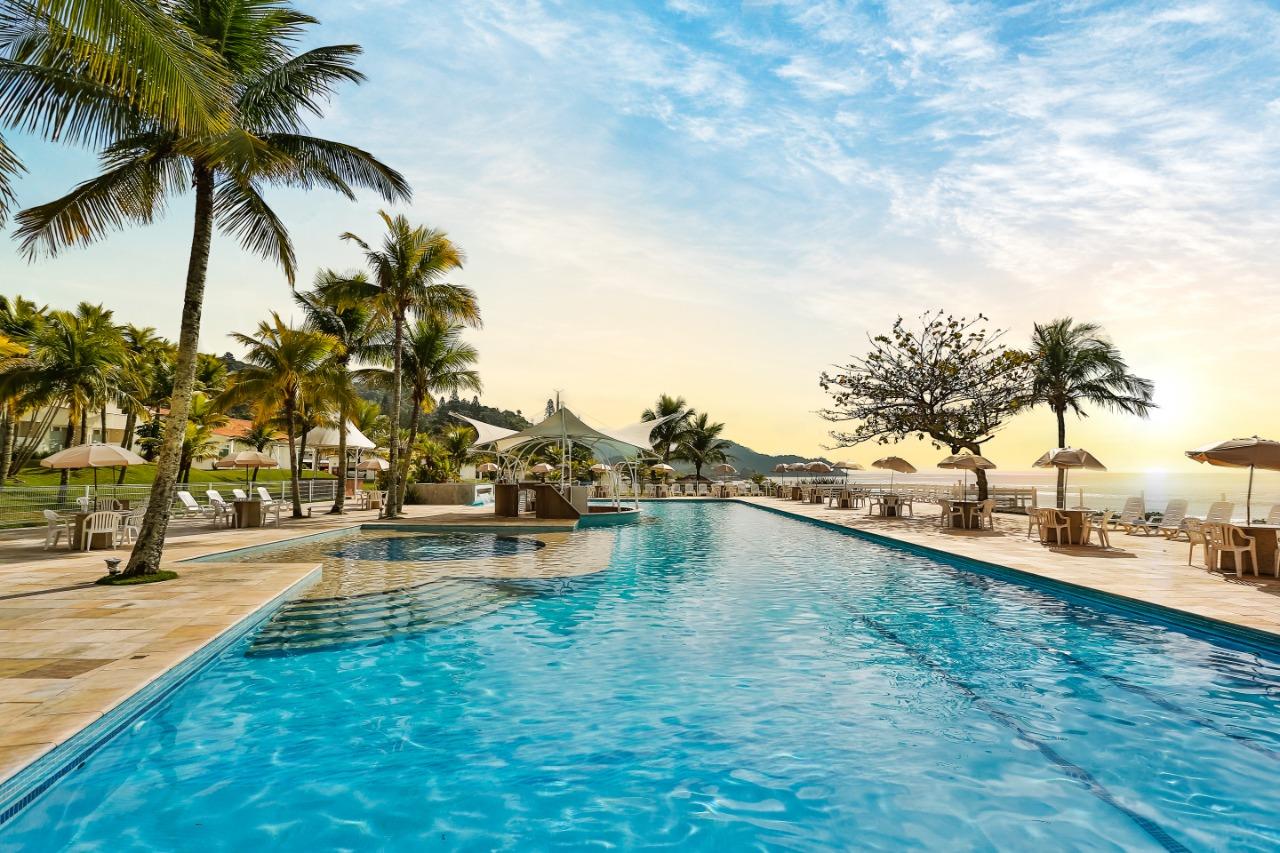 Resort de luxo em Itapema