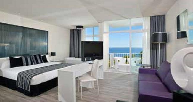 Hotel Beach House, na Ilha de Maiorca