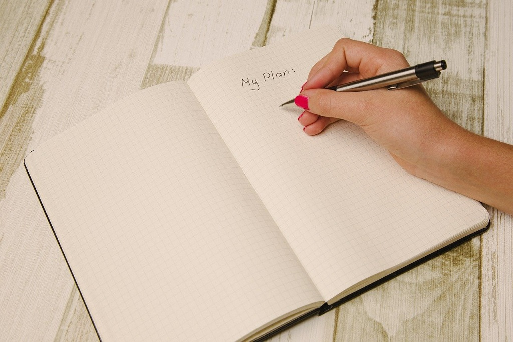 Planejamento é fator crucial para o crescimento pessoal