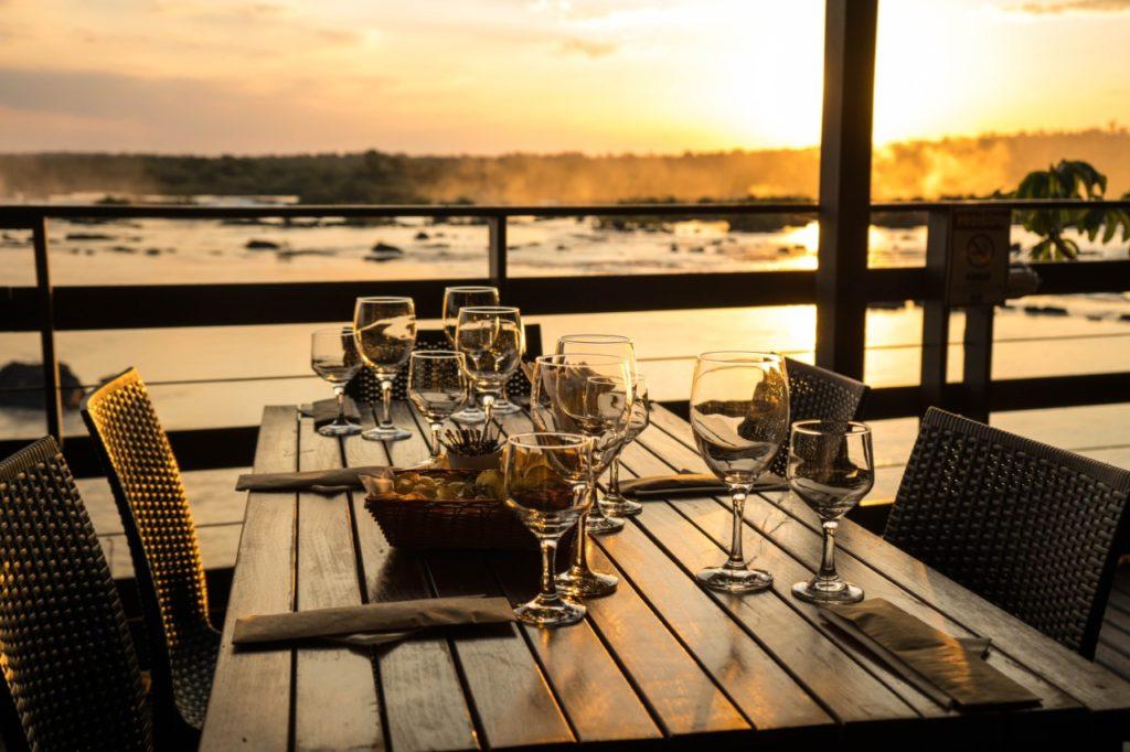 Restaurante Porto Canoas reabre hoje no Parque das Cataratas