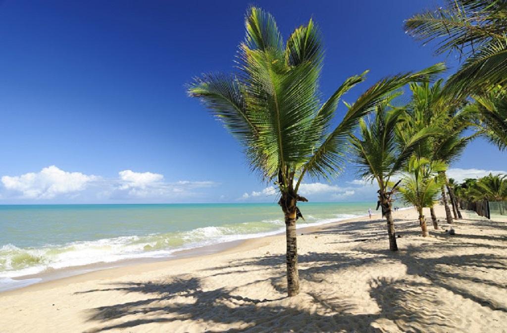 Prado, na Bahia, sossego e 84 km de litoral