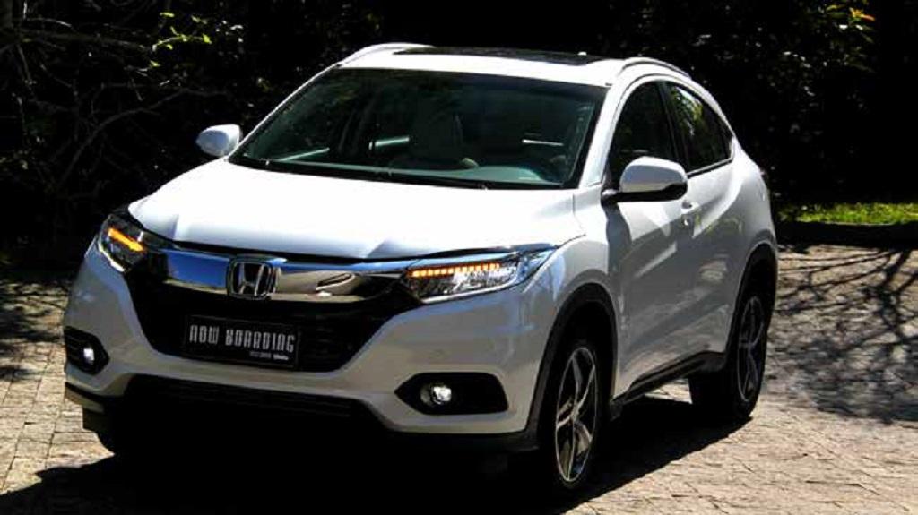 Honda HRV Touring 2020