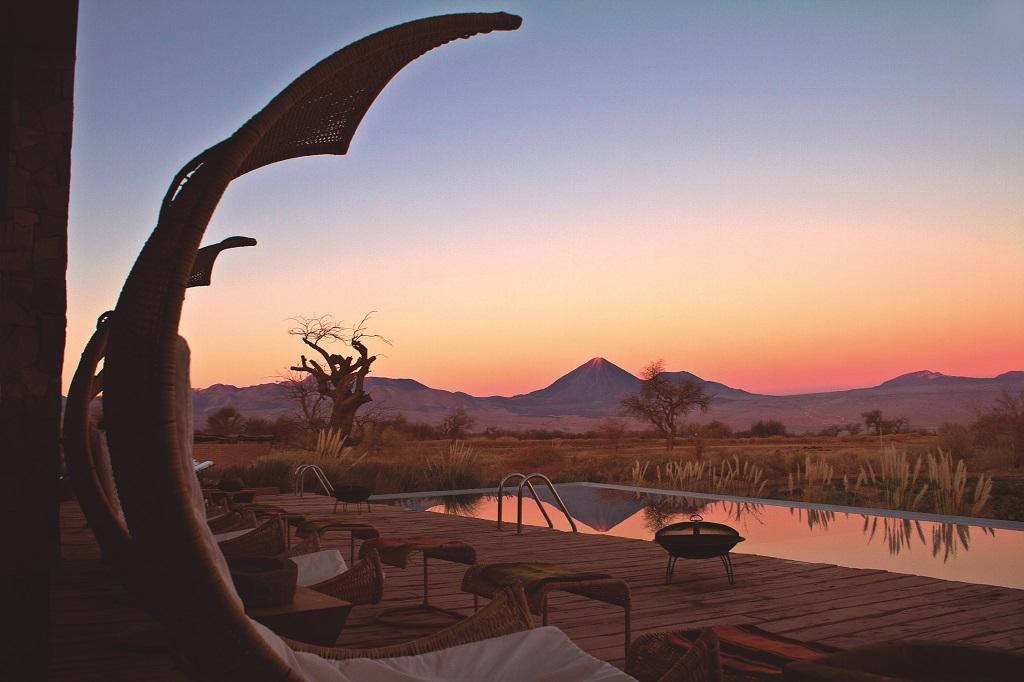 Tierra Atacama Hotel & Spa, no meio do deserto