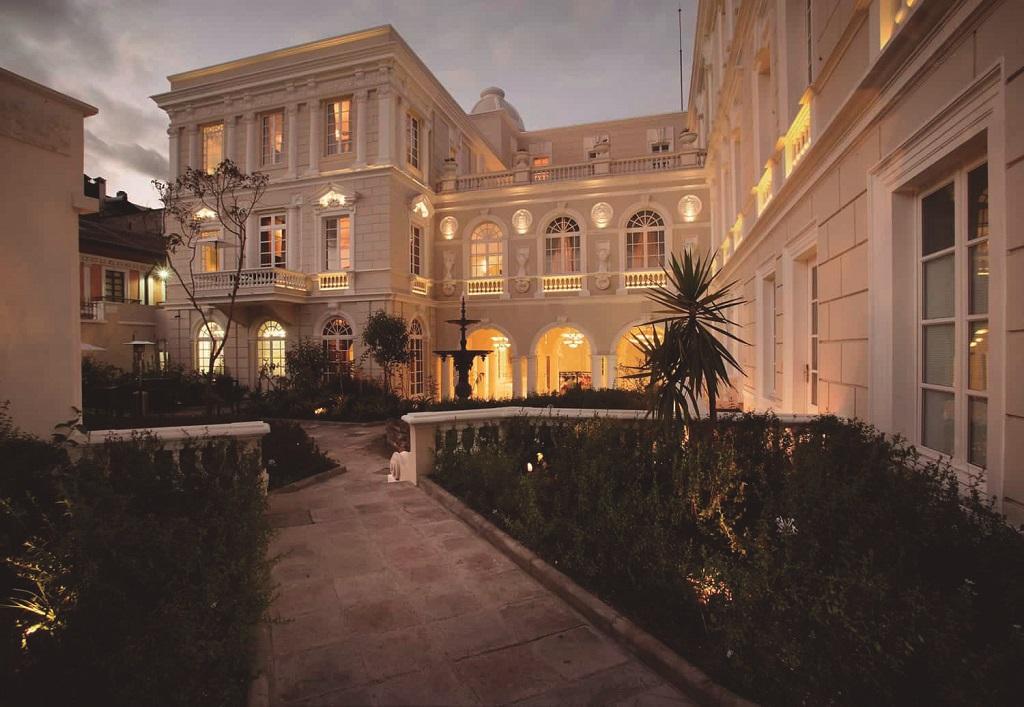 Casa Gangotena, hotel boutique em Quito