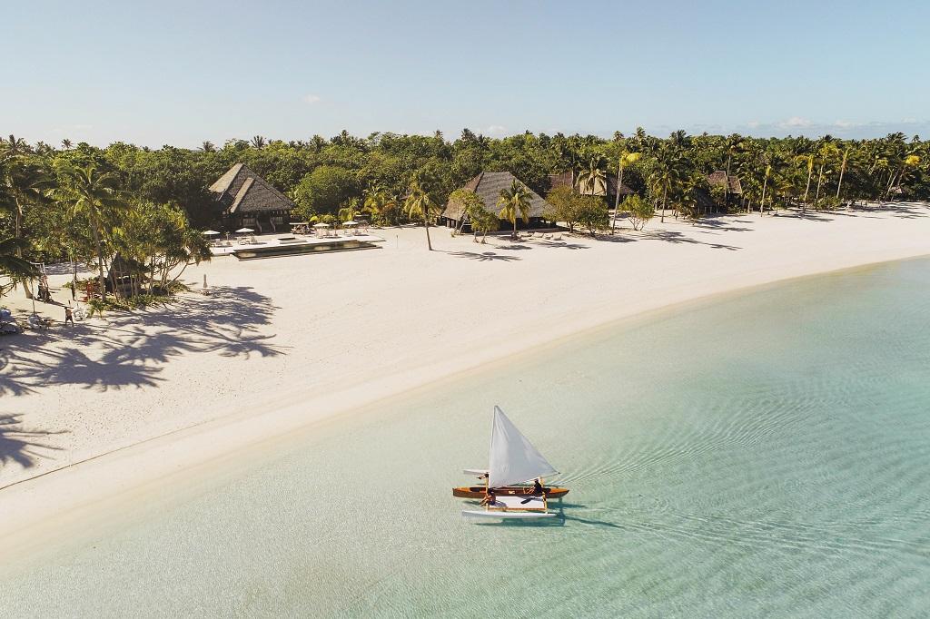 Seja dono do seu atol por uma semana