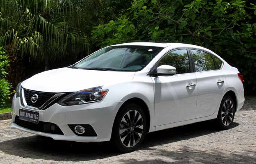 Nissan Sentra Sl 2019 Now Boarding