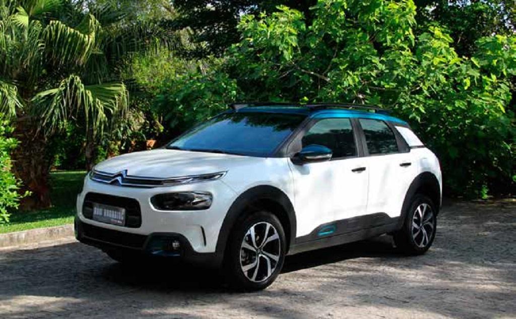Citroën C4 Cactus Shine Pack THP Flex