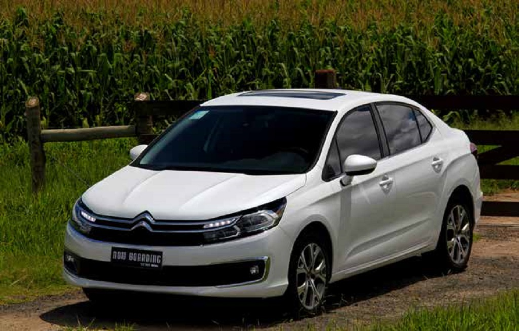 Citroën C4 Lounge Shine