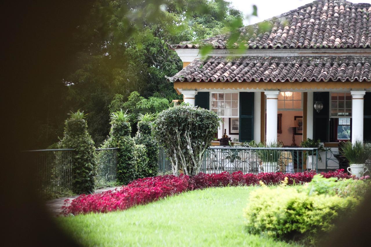 Fazenda Vista Alegre: guest house de luxo no Vale do Café (RJ)