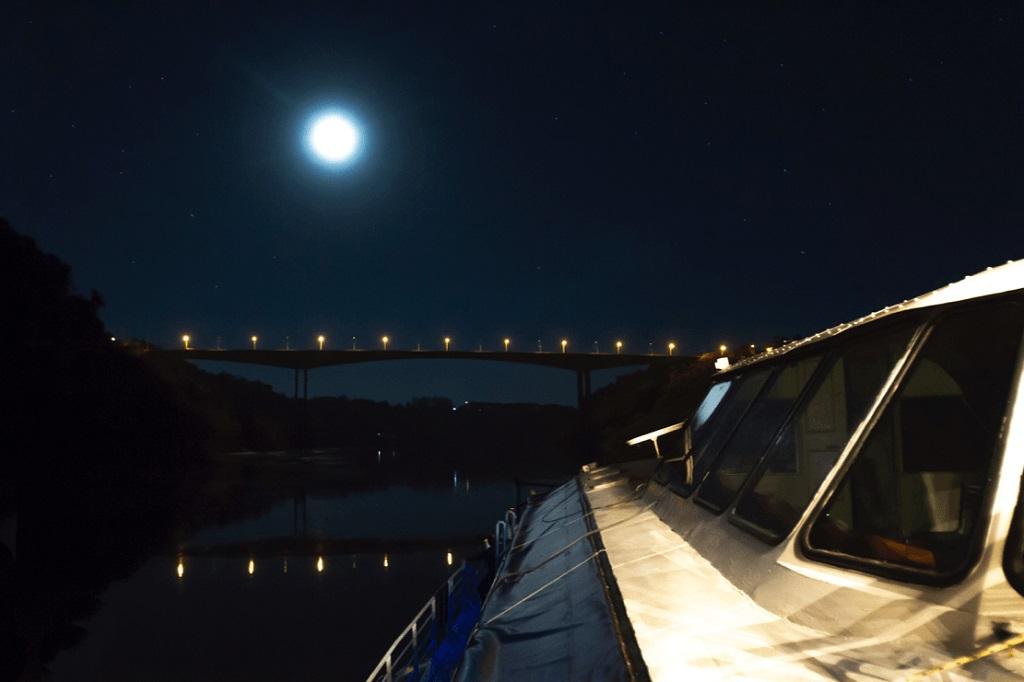 Puerto Iguazú: volta o passeio na lua cheia nos rios Iguaçu e Paraná