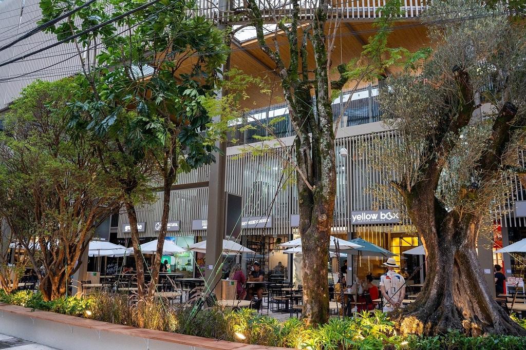 PZ Ecomall, novidade gastronômica em Balneário Camboriú