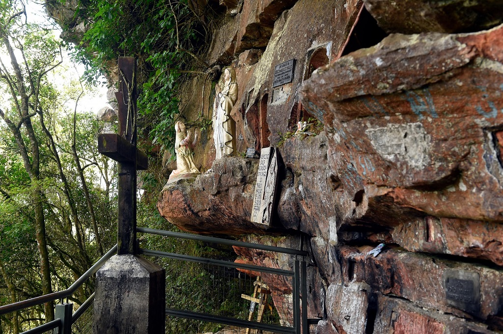Turistas podem voltar a visitar o Parque do Monge