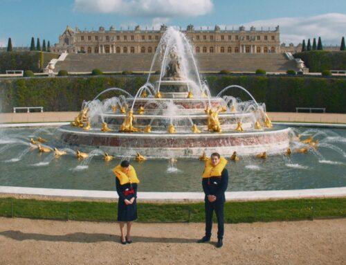 Lugares famosos no novo vídeo de segurança da Air France