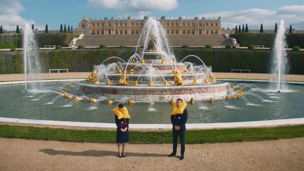 Lugares famosos da França no novo vídeo de segurança da Air France