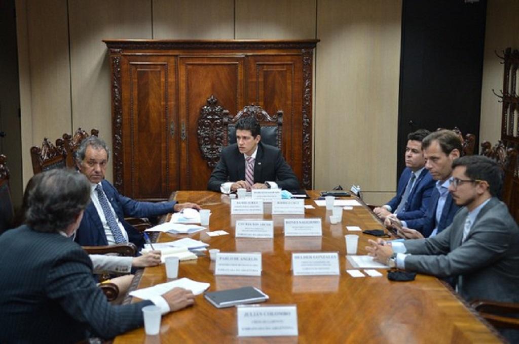"Brasil propõem ""céus abertos"" com a Argentina"