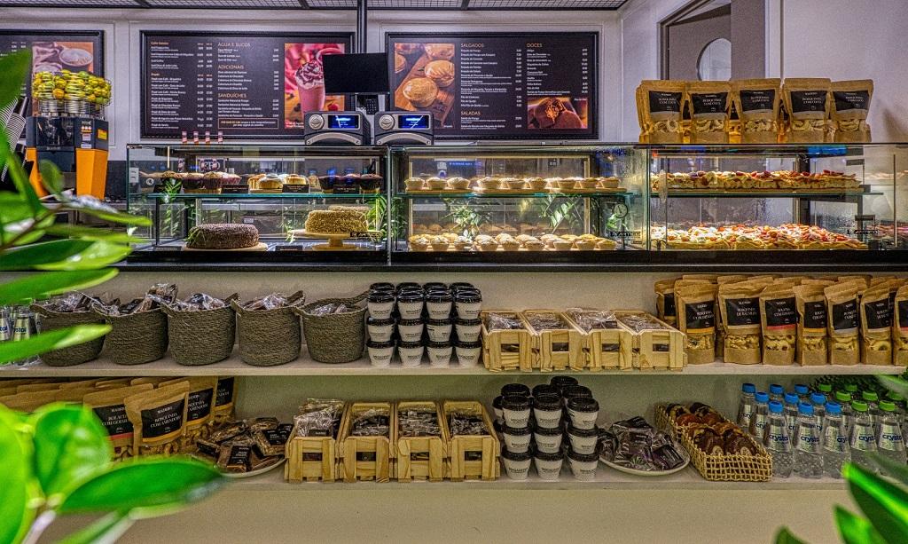Ecoparada Madero com várias opções gastronômicas