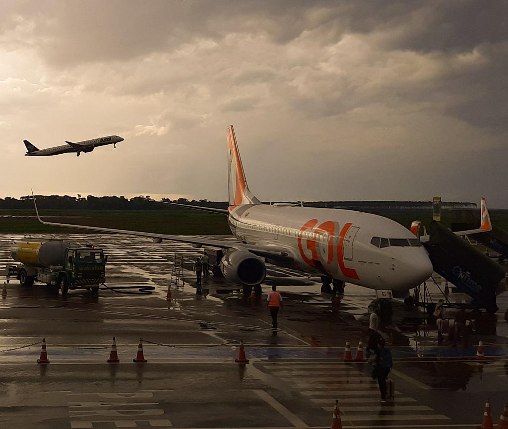 Aeroporto de Sinop pode receber aeronaves com até 189 passageiros