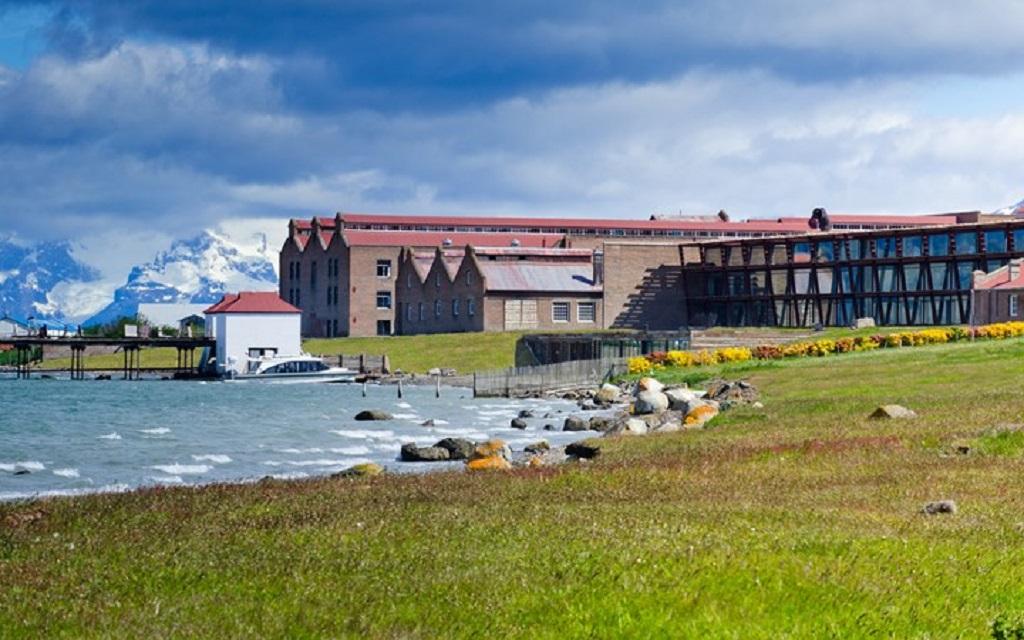 The Singular Patagonia era um antigo frigorífico