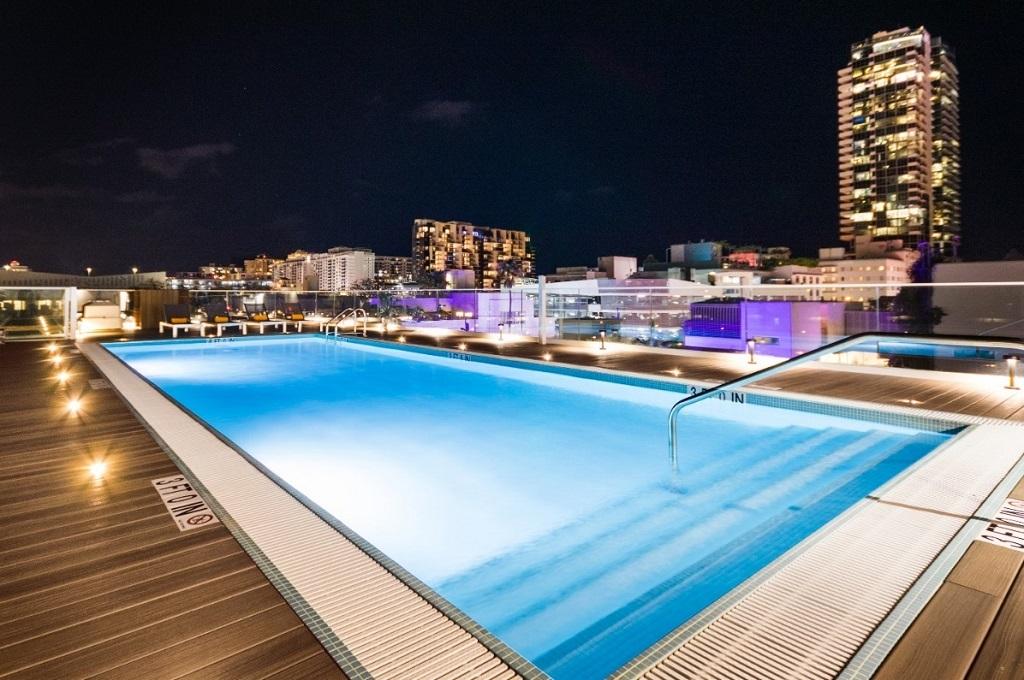 Berkeley Park Hotel inaugura em abril em Miami