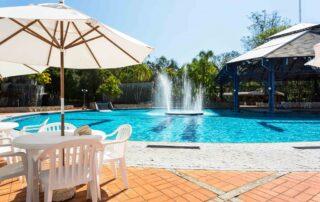 Jurema Águas Quentes, resort com águas a 42°C