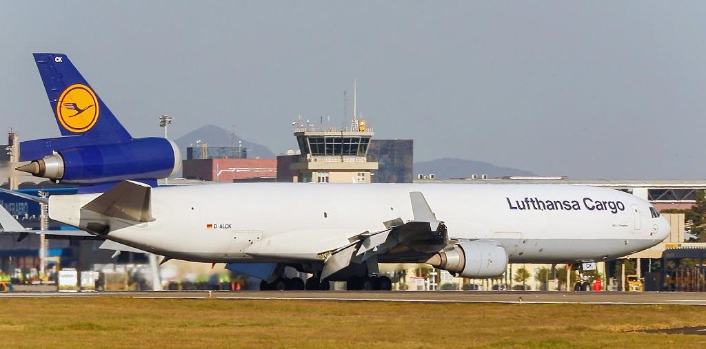 Lufthansa Cargo aposenta MD-11 e Plane Spotter faz homenagem