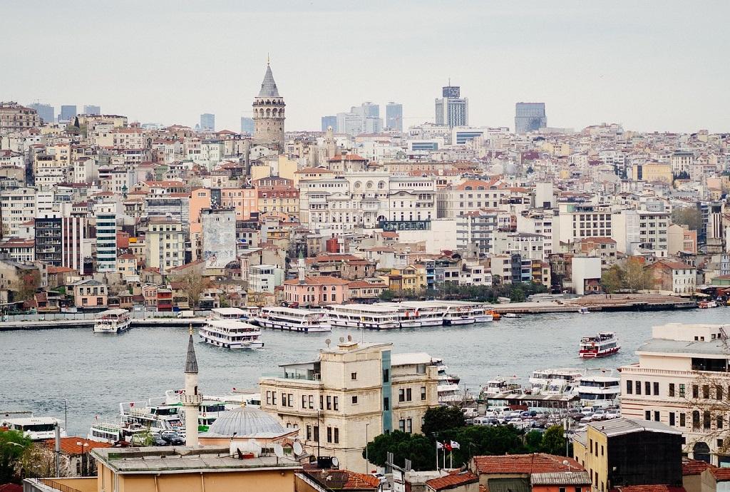 Novo A350-900 da Turkish liga Brasil a Turquia