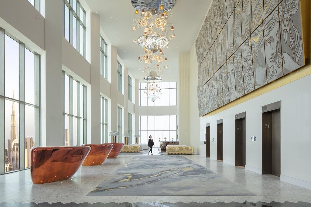 Inaugurado o SLS Dubai Hotel & Residences